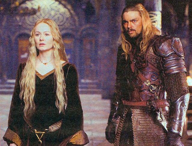 Éomer and Éowyn in ROTK