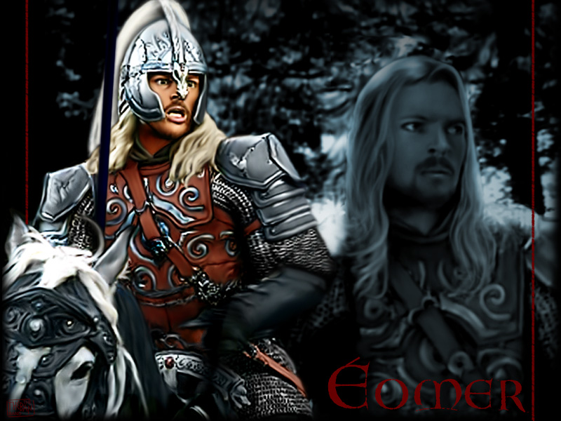 Eomer Wallpaper
