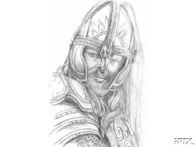 Eomer drawing by ???