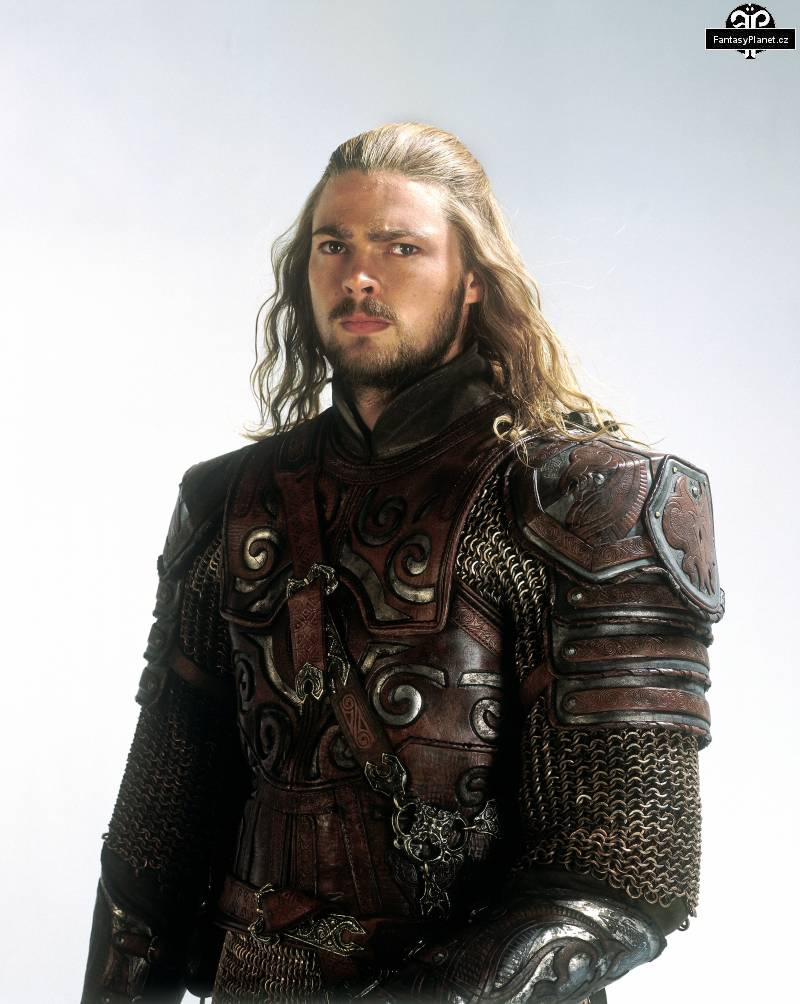 Eomer in the front