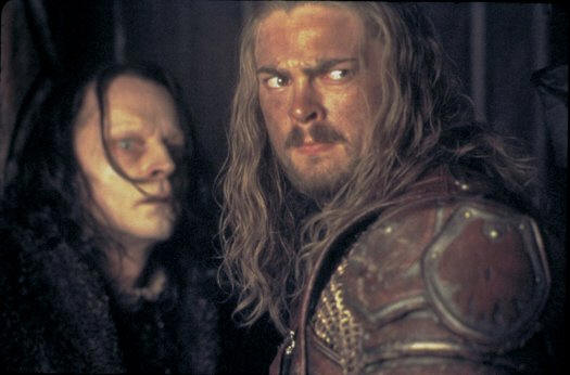 Eomer and Wormtongue
