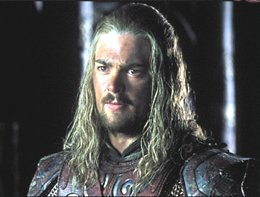 Eomer, sister son of Theoden