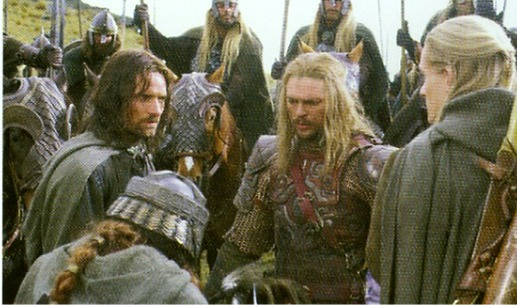 Eomer's Warning